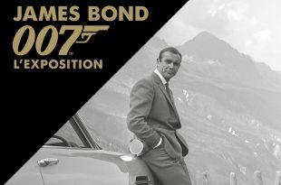 """Exposition """"50 ans de style Bond"""" 2 image"""