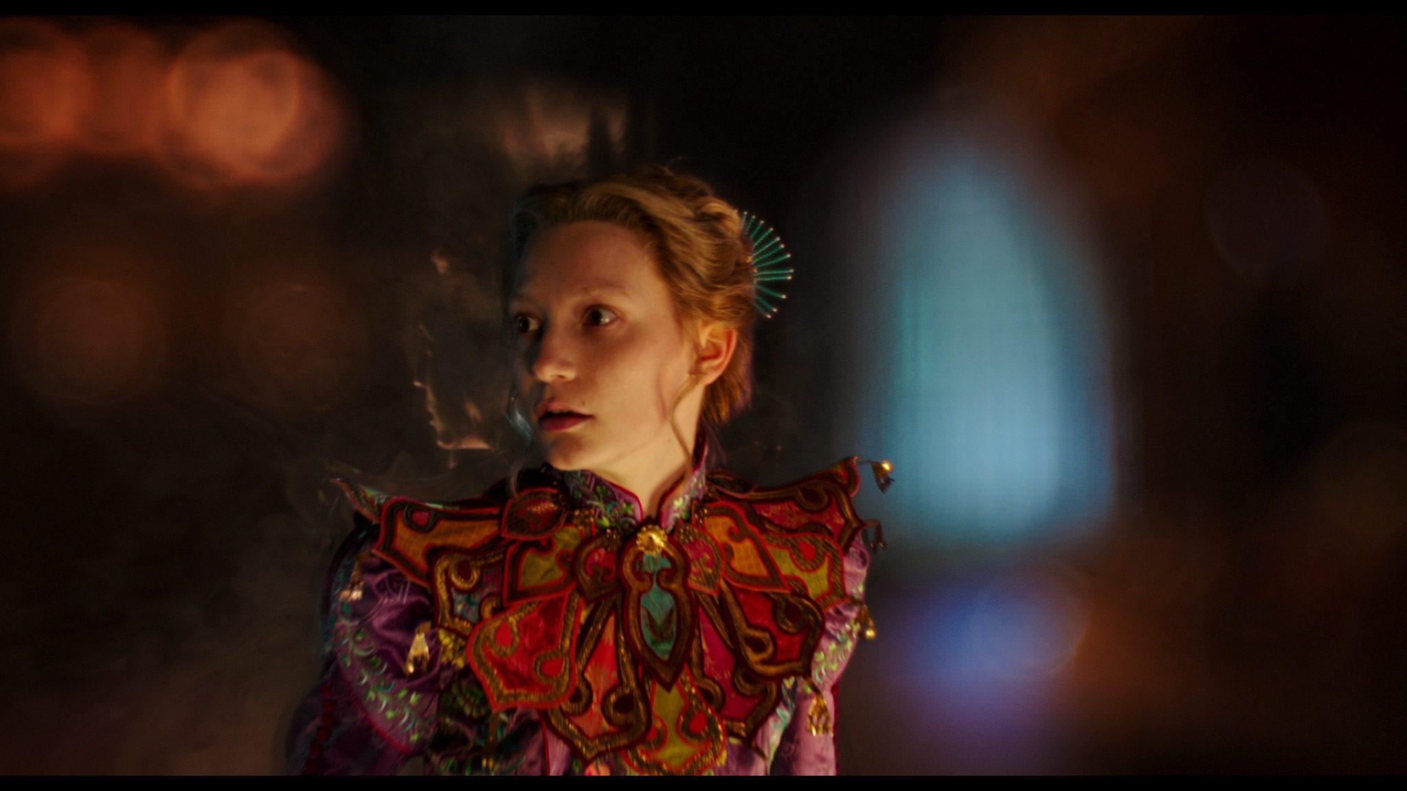 """""""Alice de l'autre côté du miroir"""" sur W9 : la suite du film de Tim Burton 1 image"""