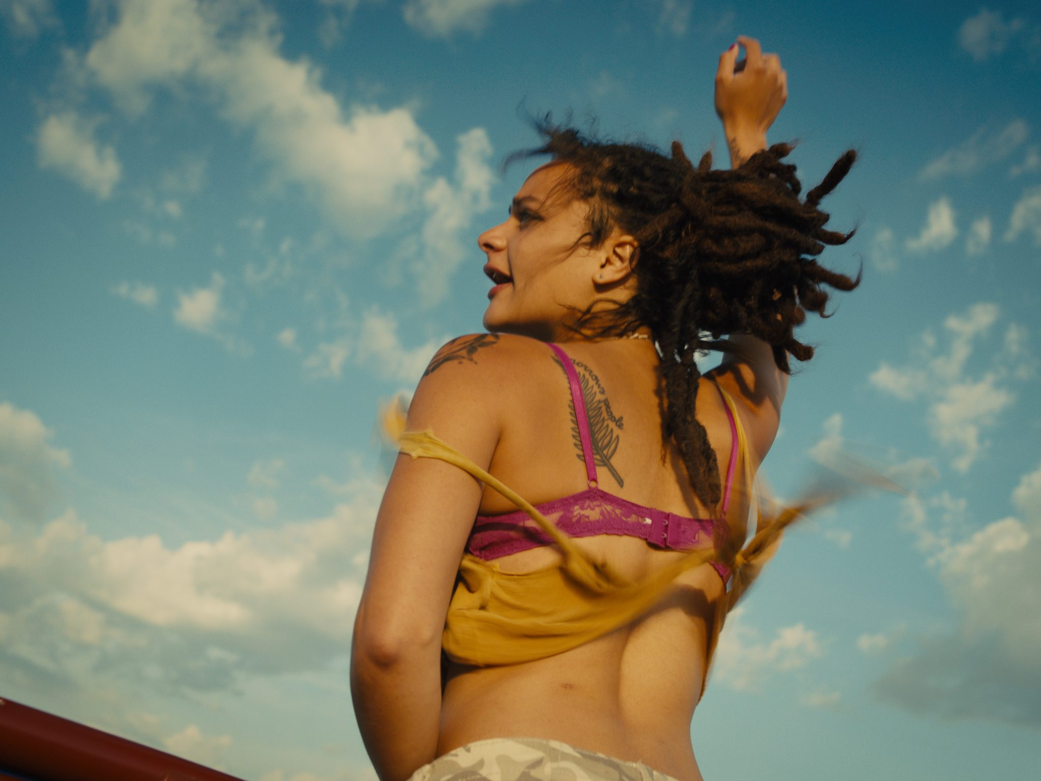 AMERICAN HONEY HD (c) Parts & Labor LLCPulse Films LimitedThe British Film InstituteChannel Four Television Corporation 2016