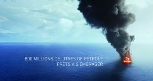 Deepwater affiche