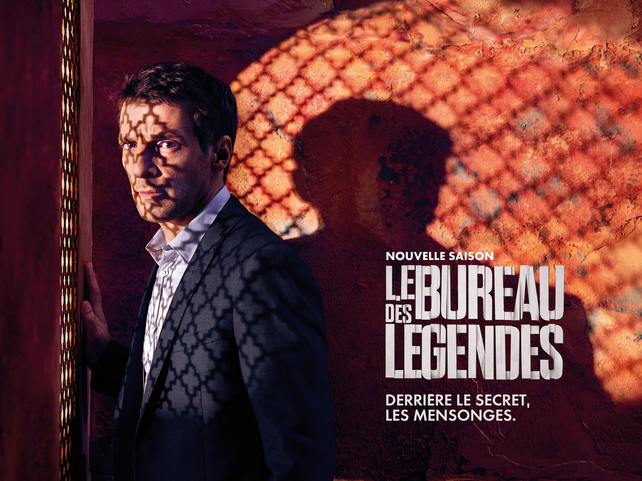 Le Bureau des Légendes affiche