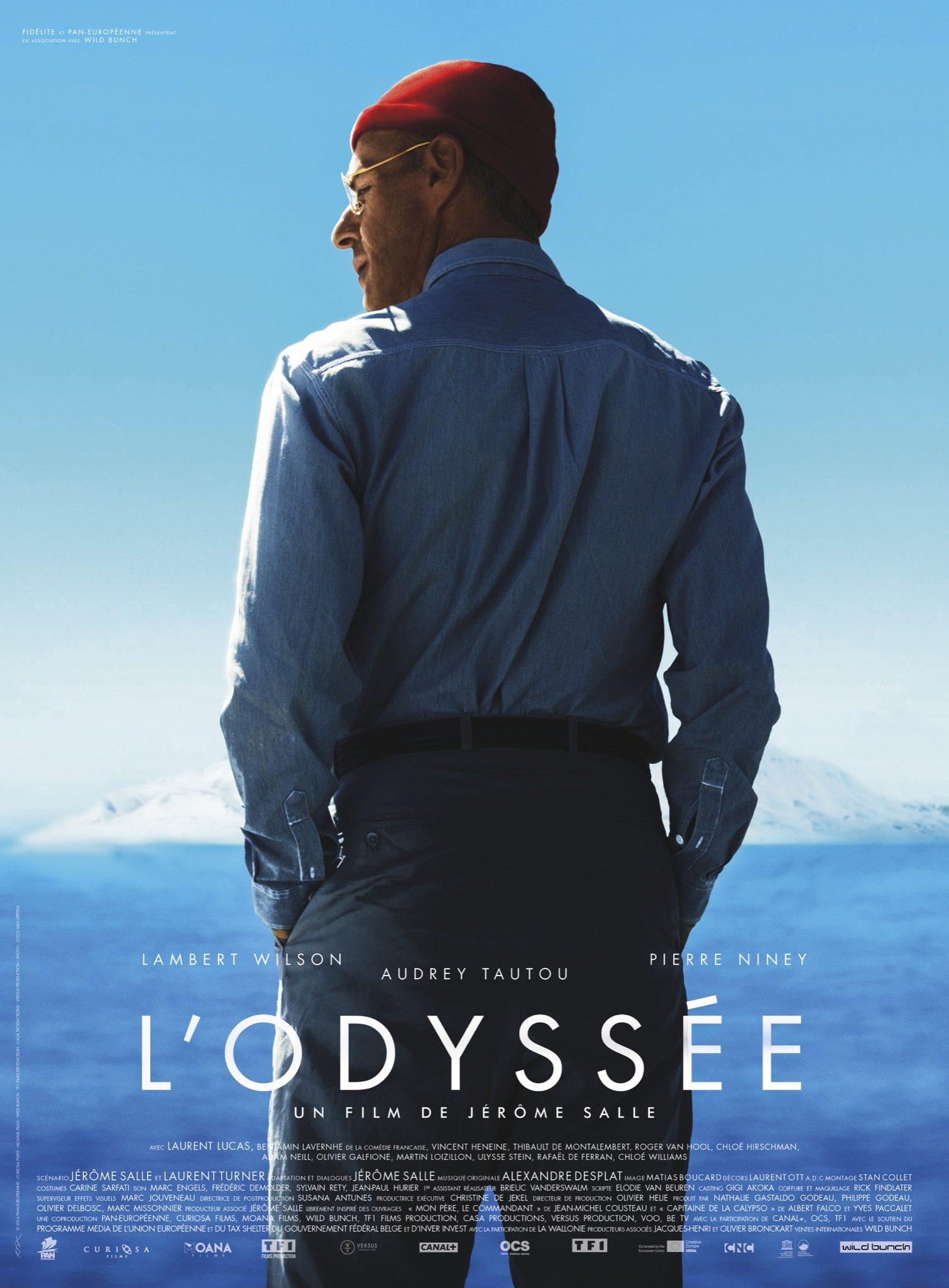 L'Odyssee - affiche 2