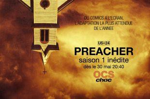 Preacher affiche