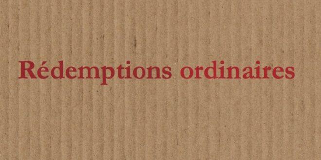 redemptions ordinaires image couverture