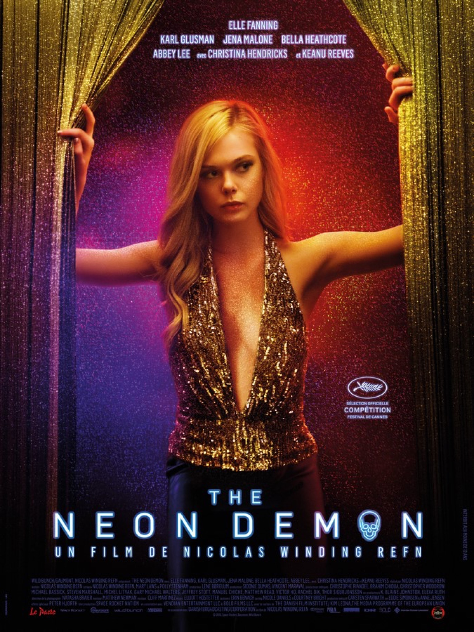 The Neon Demon affiche