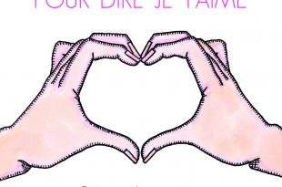 Des mains pour dire je t'aime 1ere de couverture