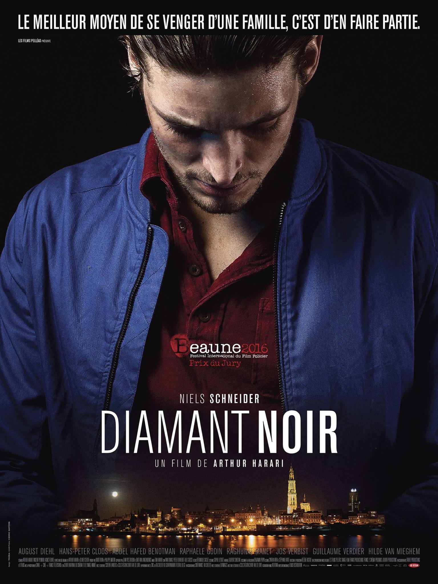 Diamant Noir affiche