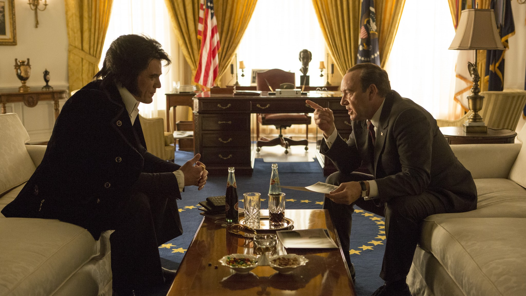 elvis et nixon photo