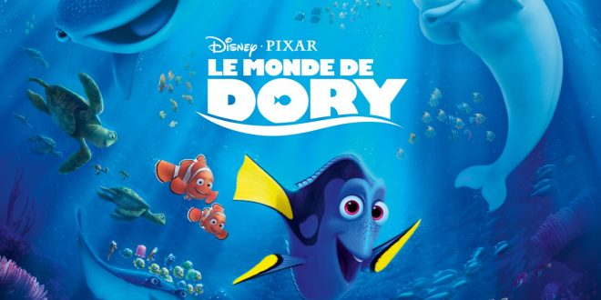 Le Monde de Dory affiche