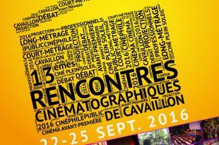 Affiche Ciné Cavaillon