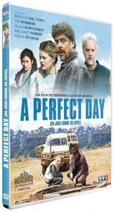 dvd a perfect day, un jour comme un autre