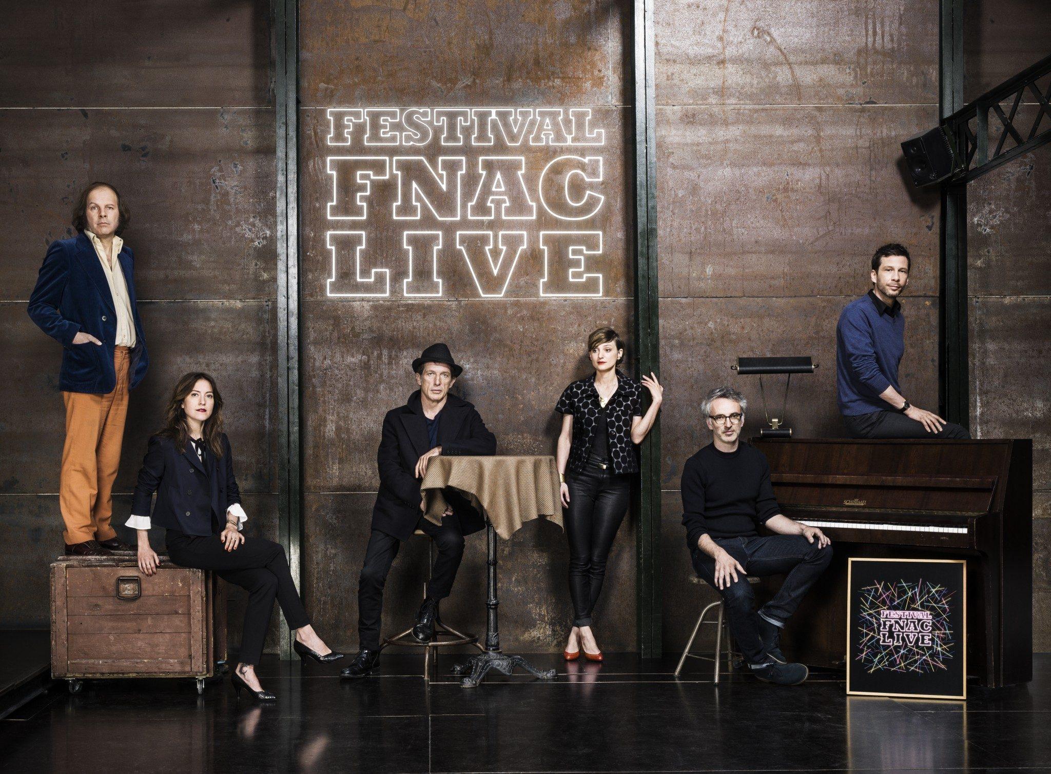 Photo Fnac Live 16