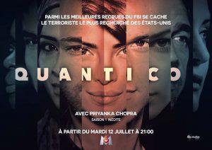 Quantico affiche