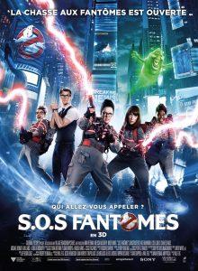 S.O.S. Fantomes affiche
