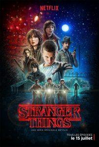 Stranger Things affiche