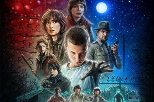 Stranger Things affiche