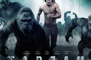 Tarzan Affiche