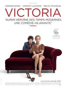Victoria affiche