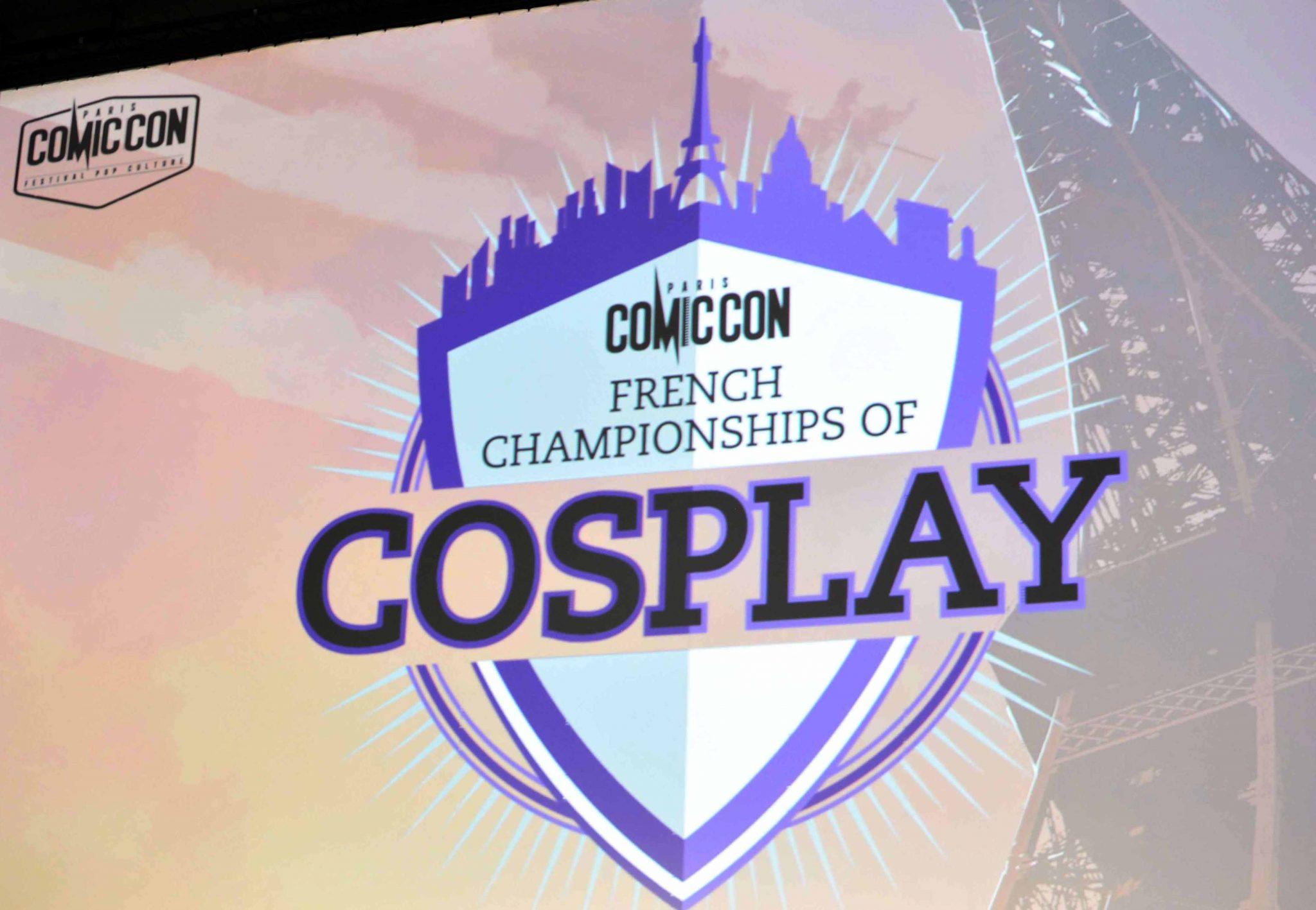 Comic Con Paris 2016 Cosplay