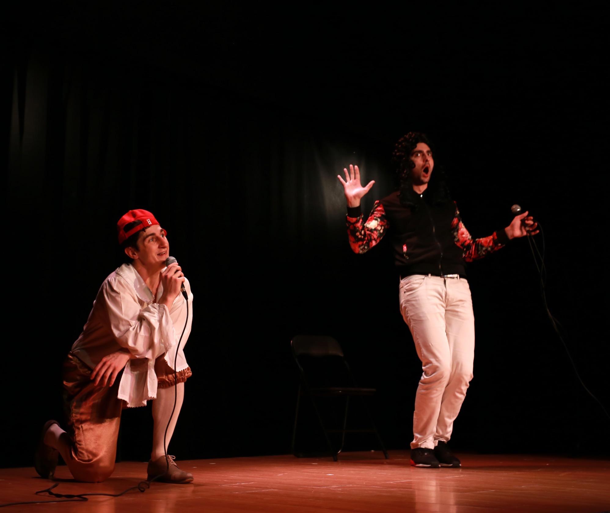 De La Fontaine à Booba Theatre Funambule Montmartre image-7