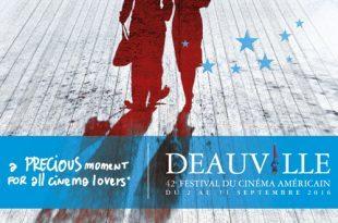 affiche festival du cinéma américain deauville 2016