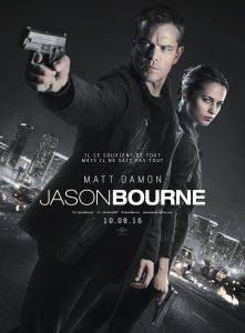 JASON BOURNE affiche