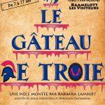 [CRITIQUE] «Le Gâteau de Troie» par Les 7 Fromentins : Fou rire hellénistique