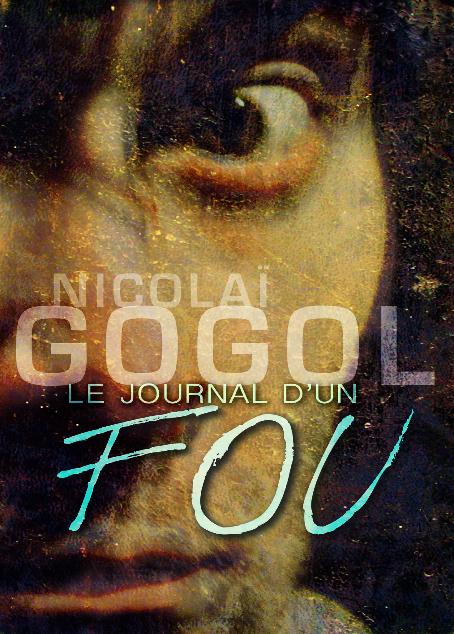 Le Journal d'un fou affiche