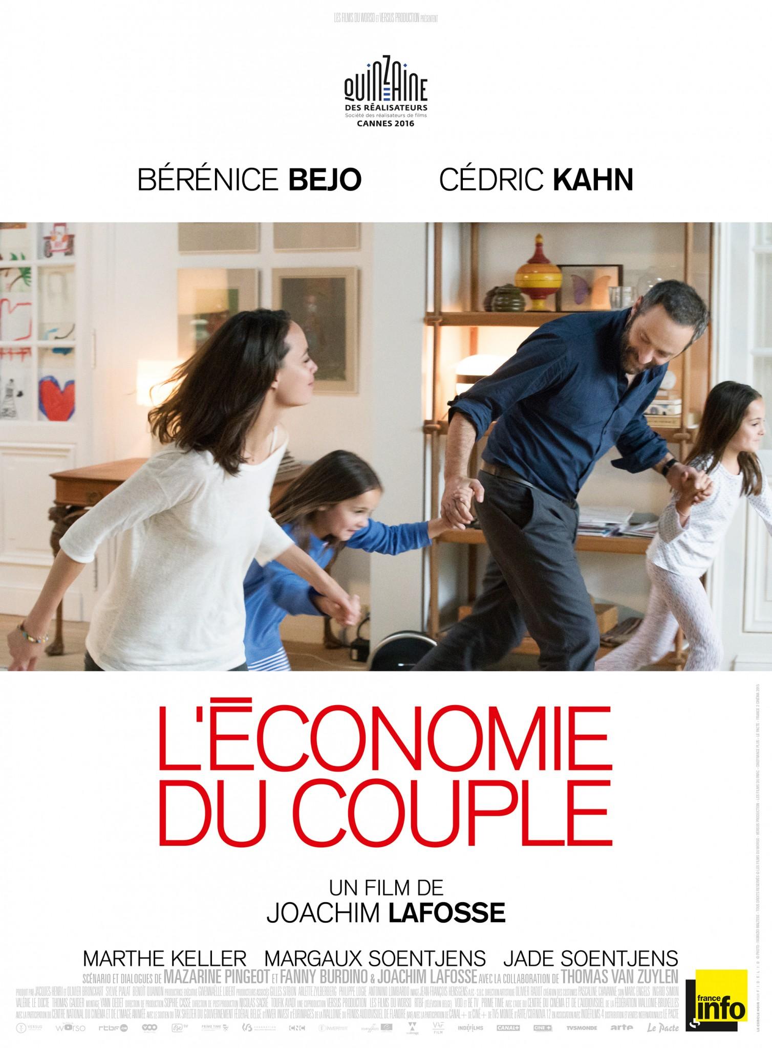 Affiche L'ECONOMIE DU COUPLE