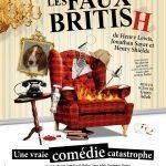 """[CRITIQUE] """"Les Faux British"""" (2015) par la Cie des Femmes à Barbe"""