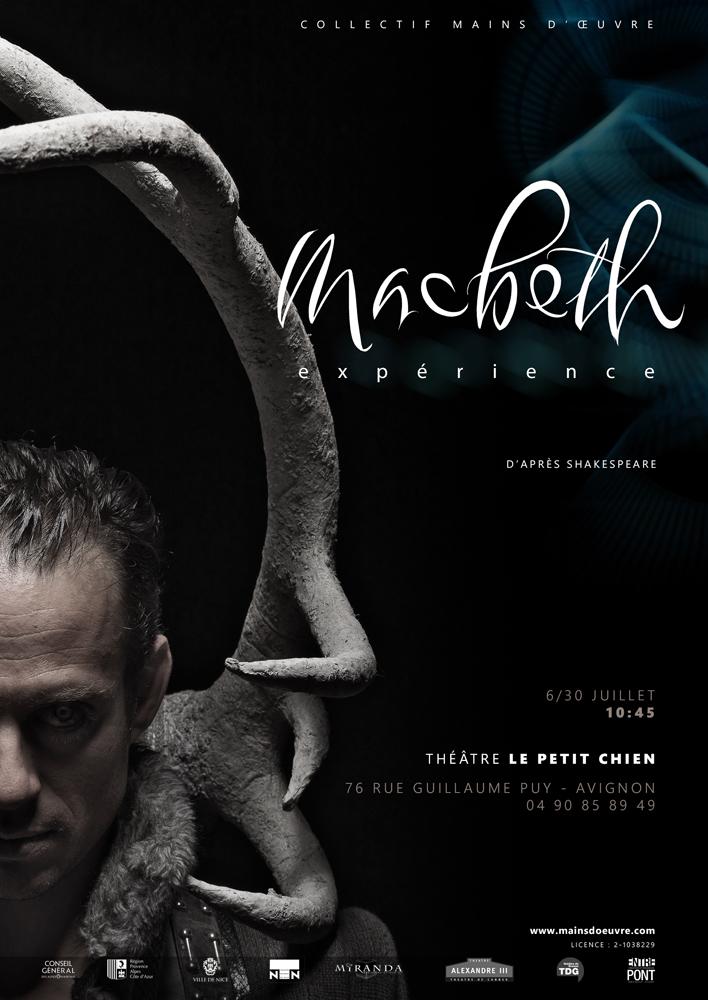 Macbeth Experience affiche