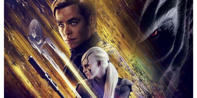 Star Trek Sans Limites affiche