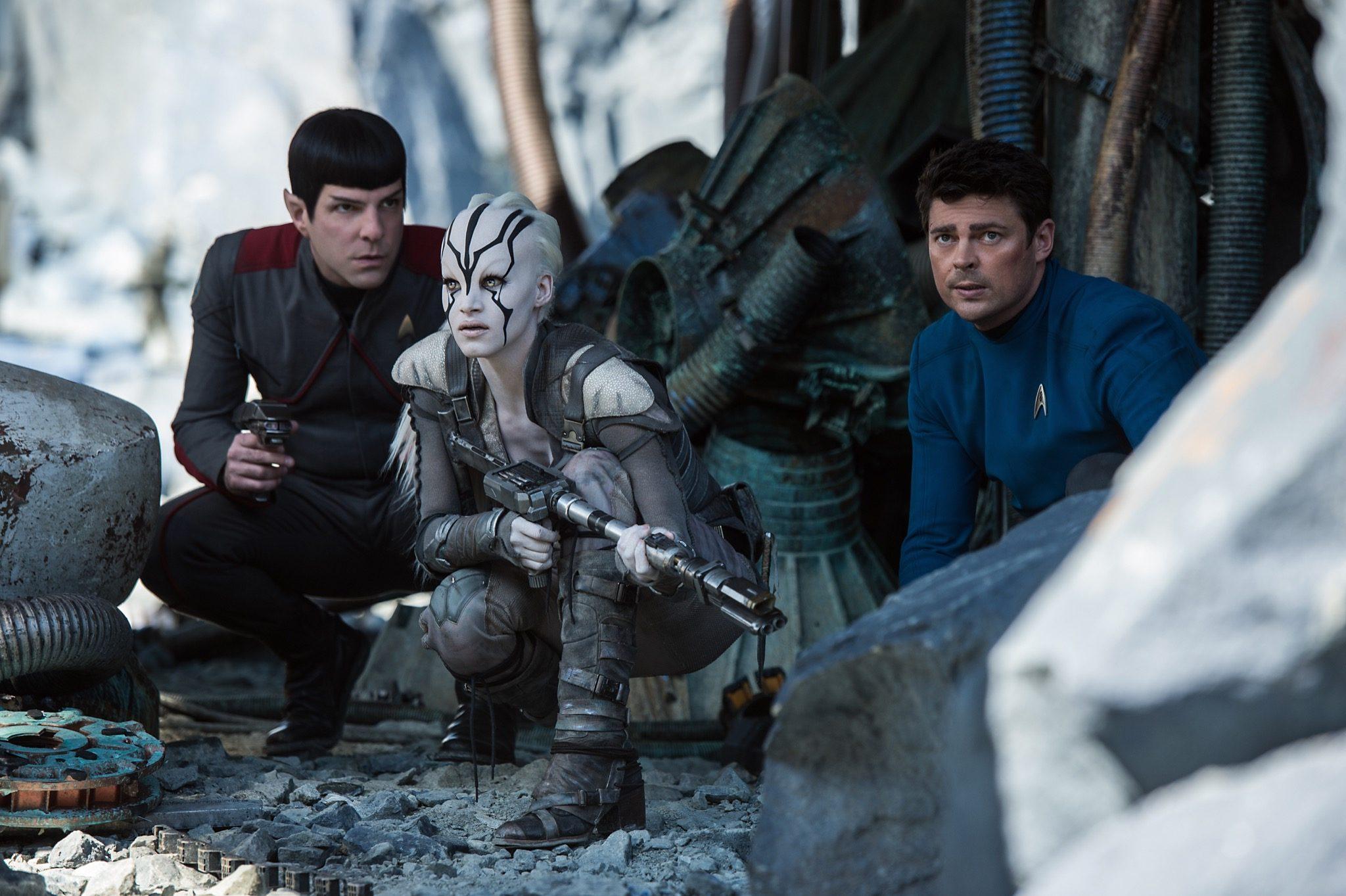 Star Trek Sans Limites image 3