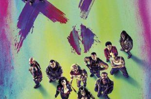 Suicide Squad affiche cinéma film
