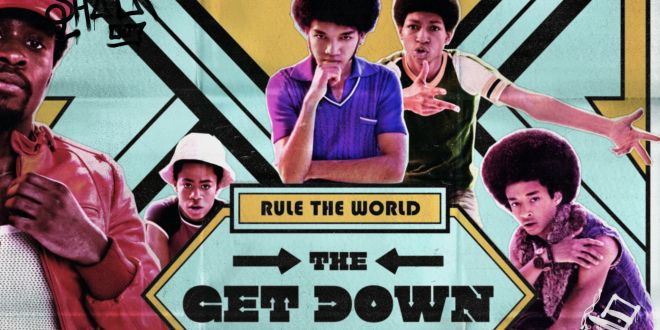 The Get Down affiche