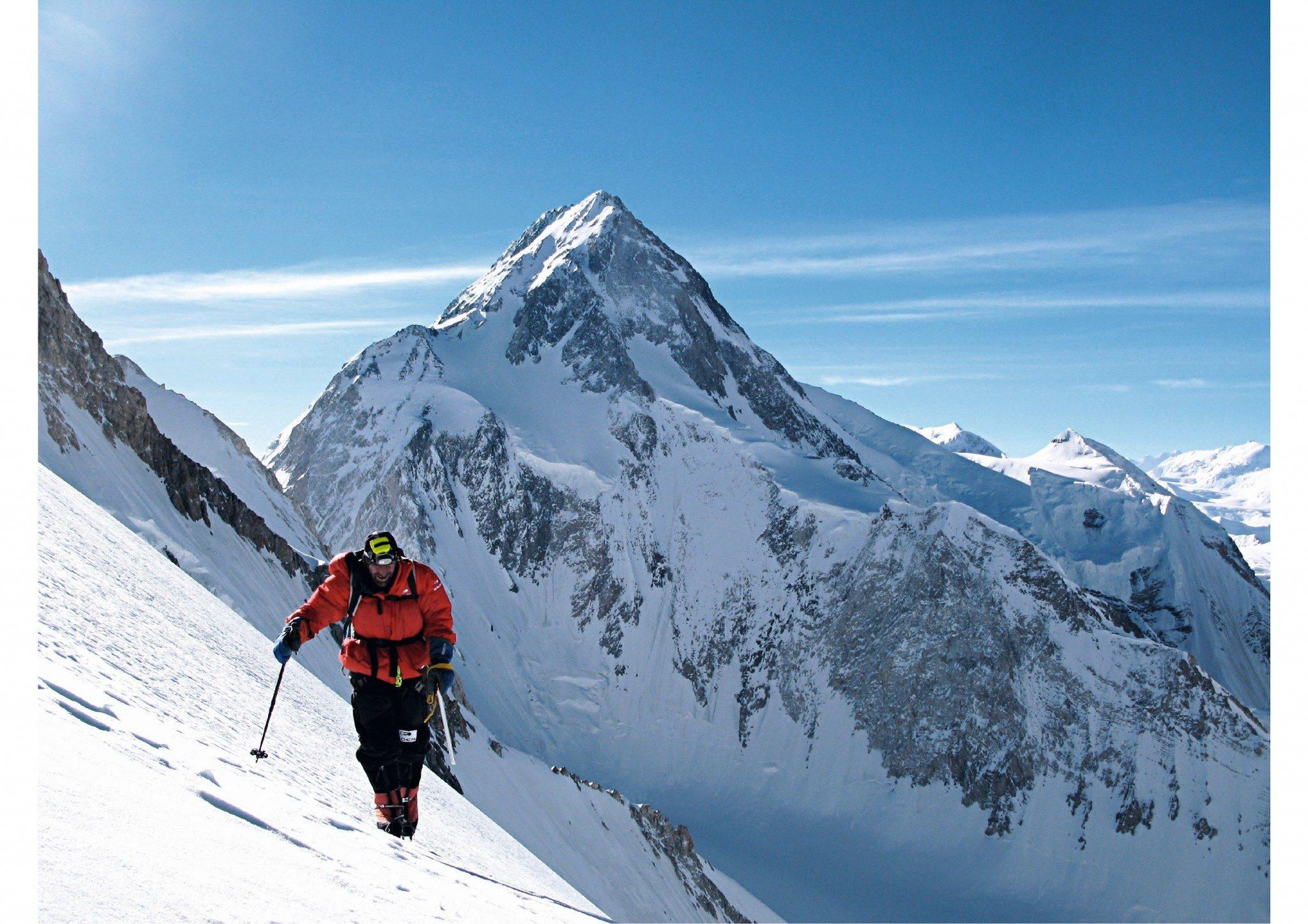 Vouloir toucher les etoiles image Himalaya Expedition