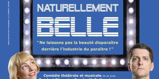 Affiche Naturellement Belle