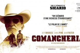 comancheria affiche