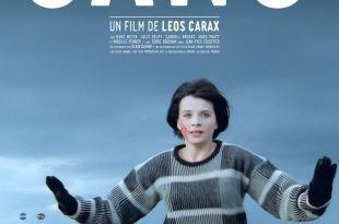 mauvais sang de Leos Carax affiche film cinéma