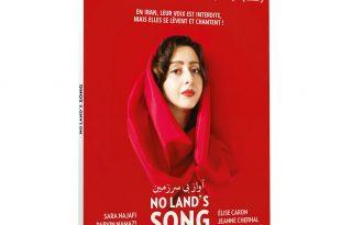 No Land's song DVD