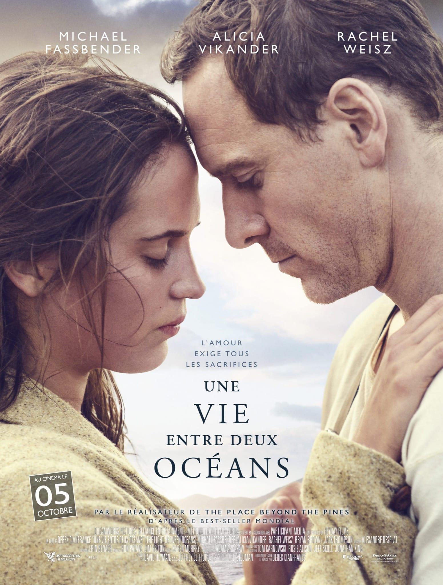 une-vie-entre-deux-oceans-affiche