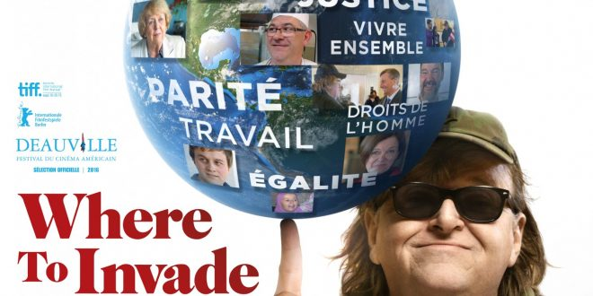 Where to invade next affiche