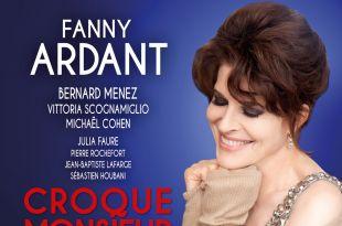 [CRITIQUE] « Croque Monsieur » : le retour léger de Fanny Ardant sur les planches 1 image