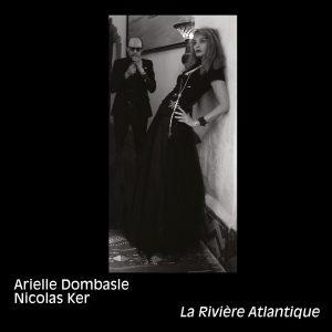 arielle-dombasle-nicolas-ker-pochette-album-la-riviere-atlantique