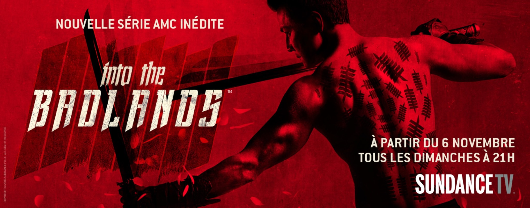 into-the-badlands-saison-1-affiche