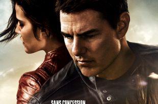 Jack Reacher: Never Go Back affiche film cinéma