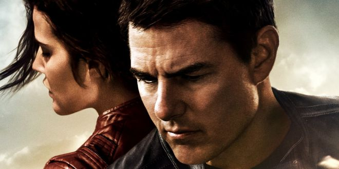 Jack Reacher: Never Go Back affiche film cinéma