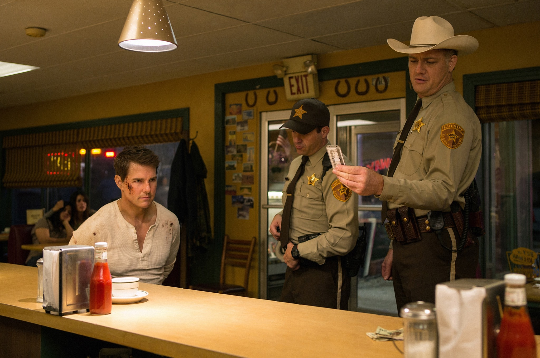 Jack Reacher: Never Go Back image film cinéma