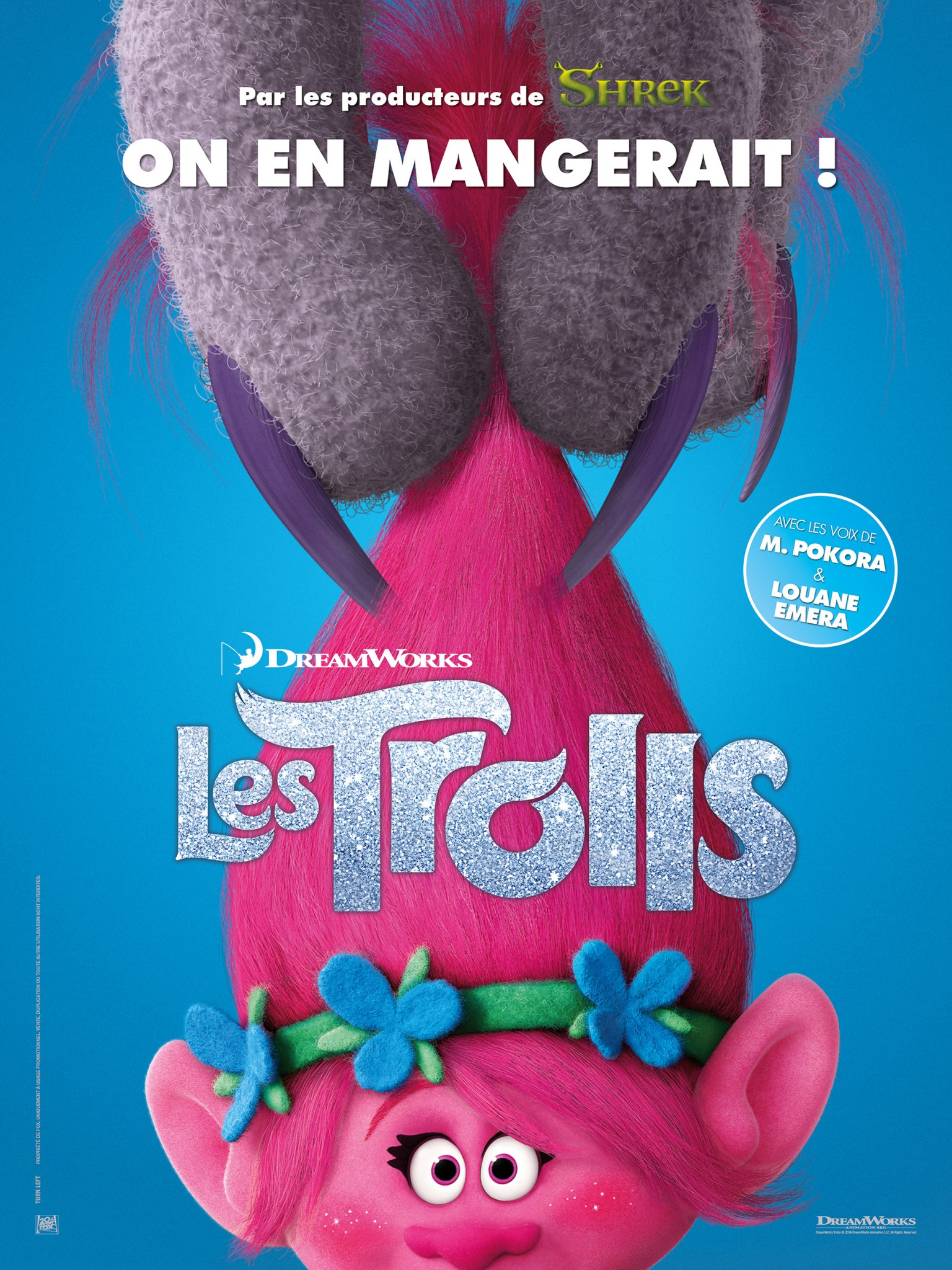 Les Trolls photo film