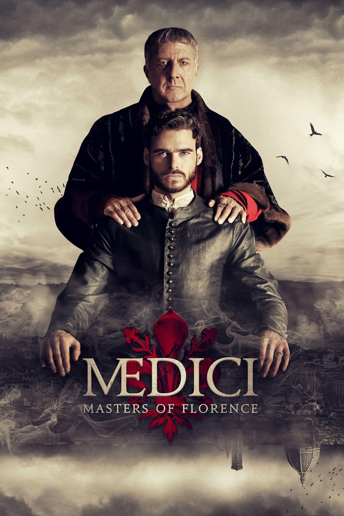 Medici Masters of Florence season 1 poster